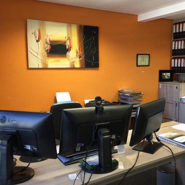 Sala da Advice Tecnologia da Informação