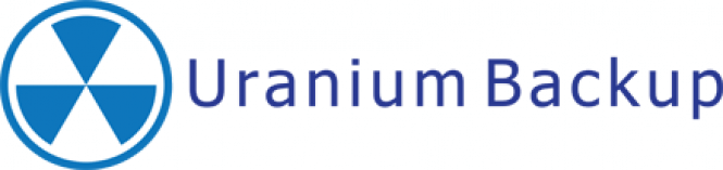 Logo da Uranium